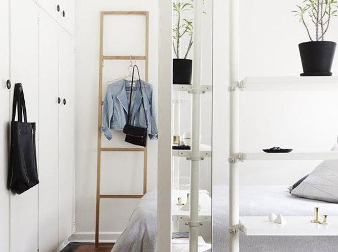 Studio nos 30 id es de rangements bien pens s elle for Idee deco studio 30 m2