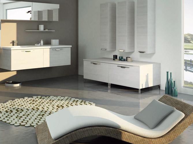 30 id es pour d corer votre salle de bains sans la r nover - Renover une salle de bain carrelee ...