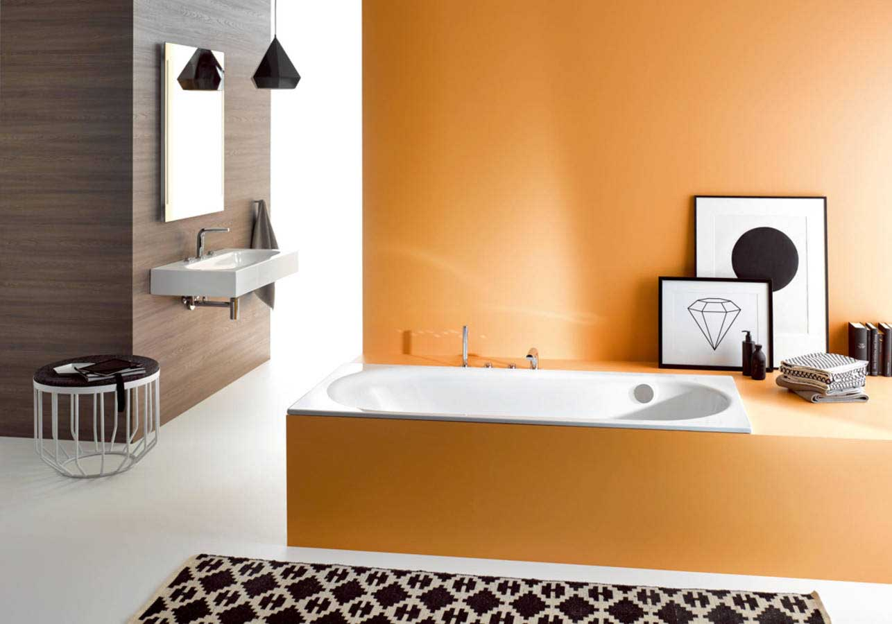 Couleur salle de bains 15 astuces pour apporter de la D2co salle de bain