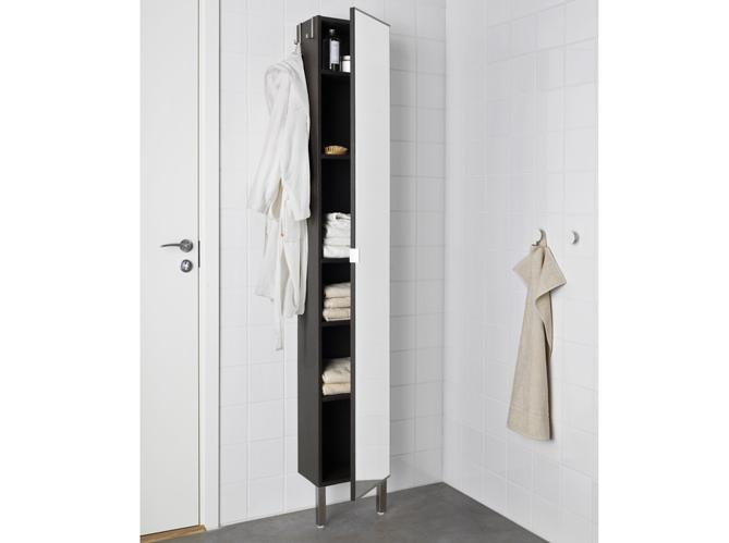 40 meubles pour une petite salle de bains elle d coration for Petite salle de bain pratique