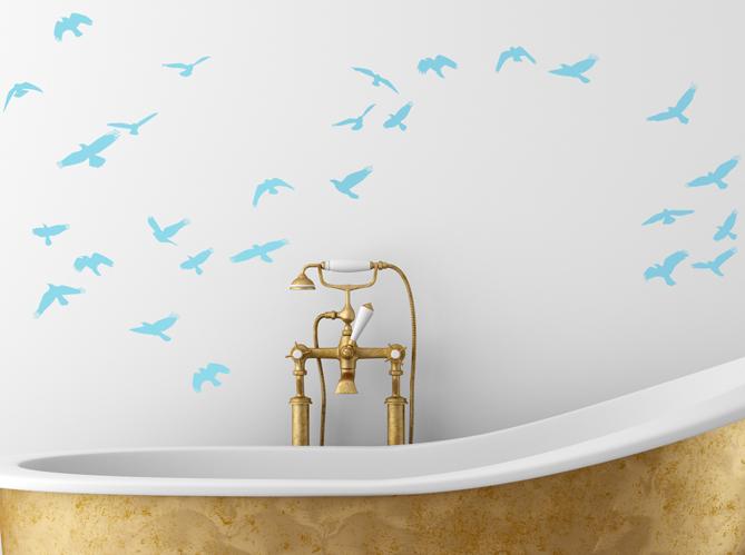 Les accessoires font la d co dans la salle de bains elle d coration - Deco salle de bain accessoires ...