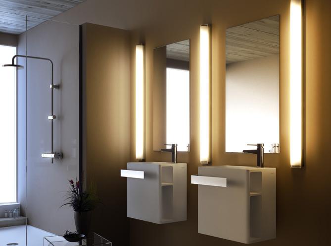Je veux le meilleur luminaire pour ma salle de bains for Eclairage design salle de bain