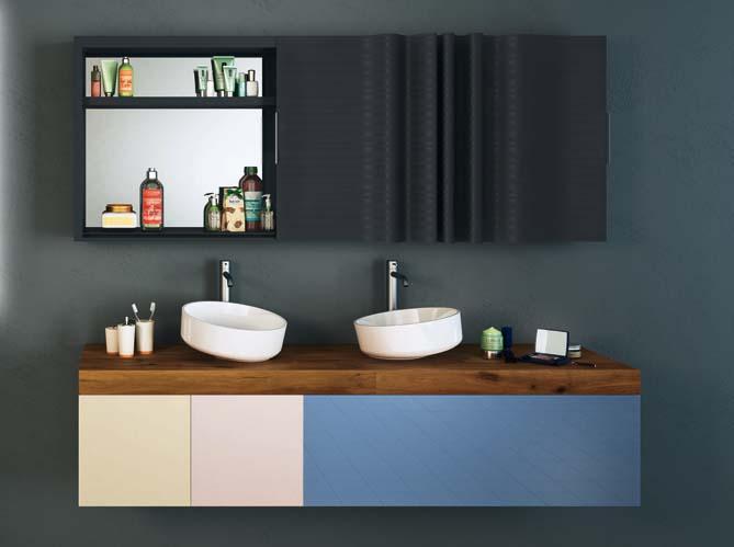 Plans de toilette et vasques marions les elle d coration - Toilette et salle de bain ...