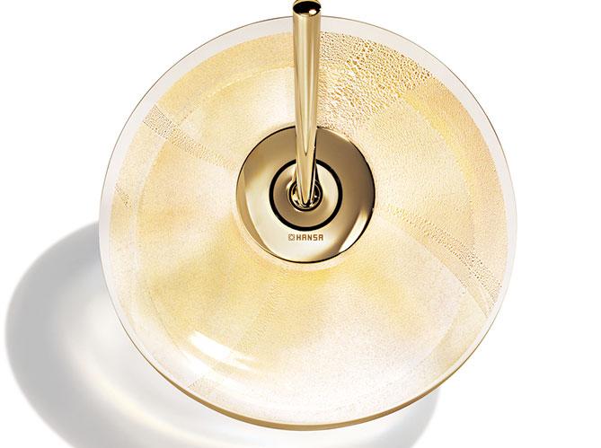 Des robinets de salle de bains design elle d coration for Objet deco salle de bain design