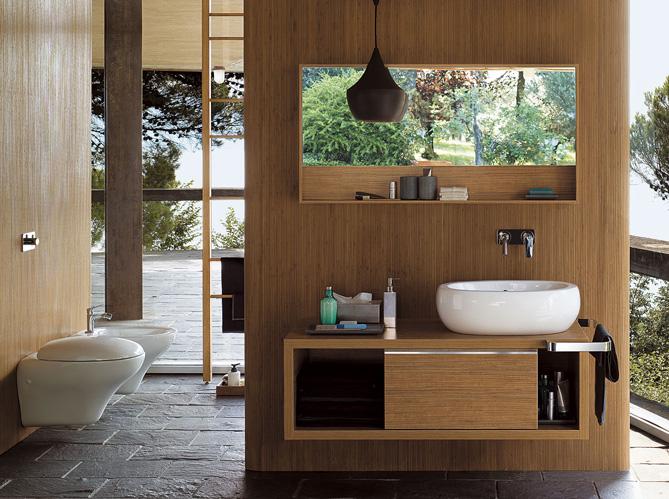 Idee decoration salle de bain nature salle de bains - Idee deco salle de bain nature ...