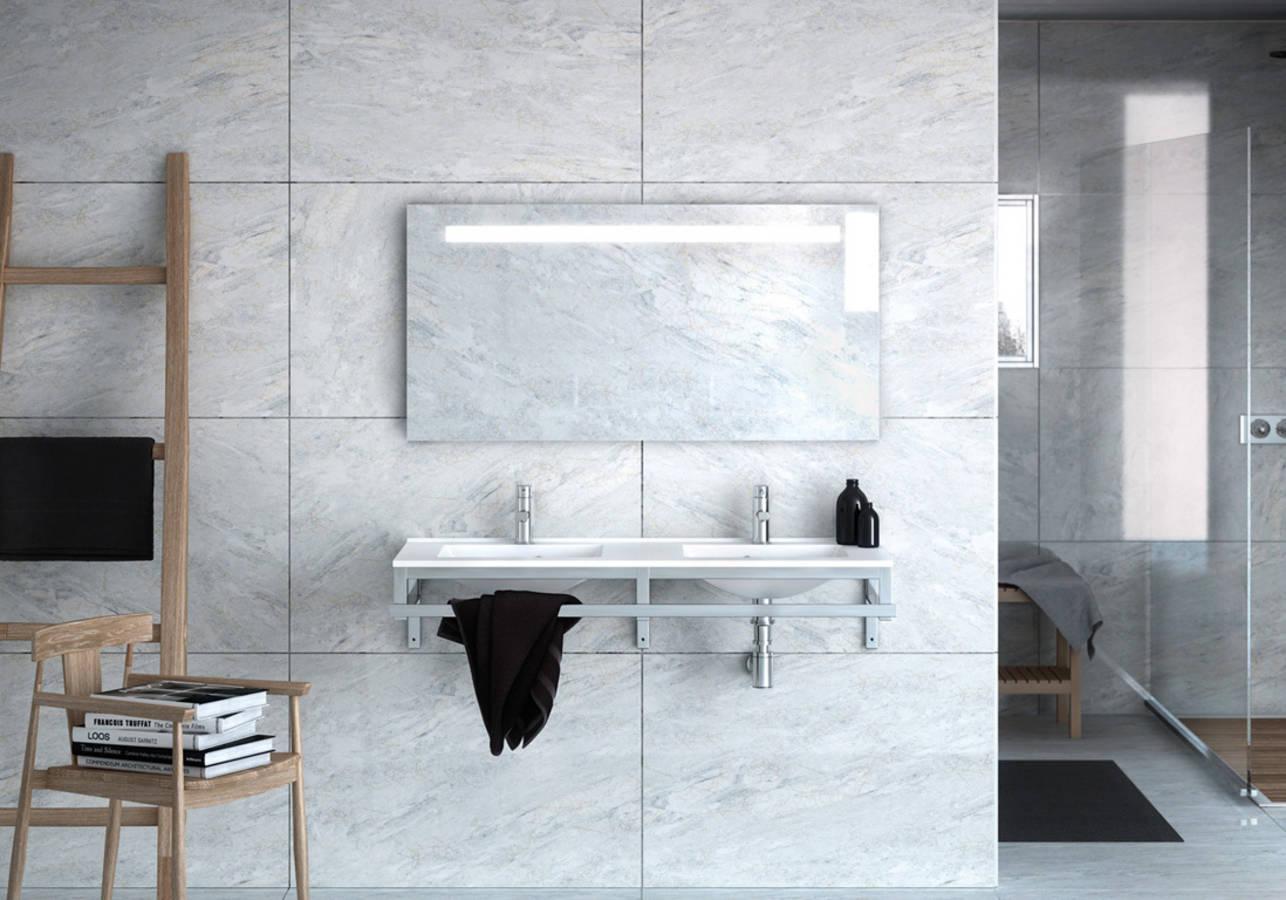 Nos id es avec des meubles de salle de bains design elle - Salles de bains design ...