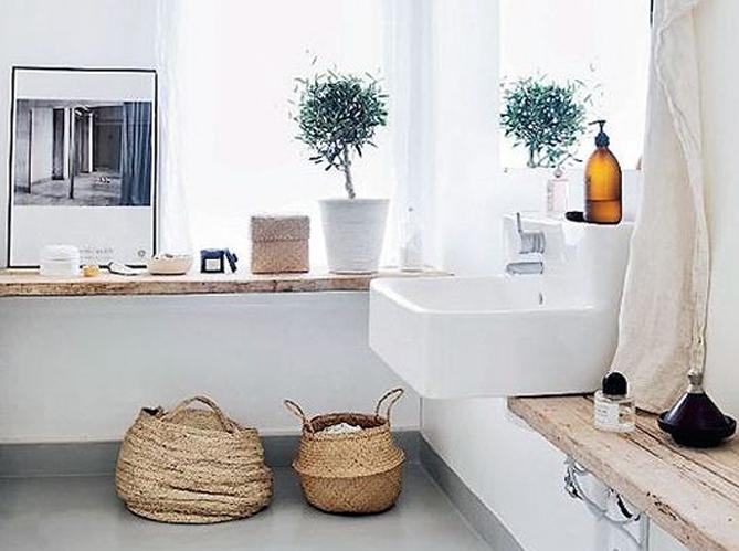 15 idées déco pour une jolie salle de bains - Elle Décoration