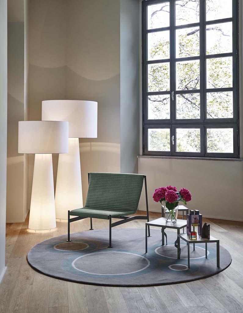 opter pour une lumire tamise with couleur peinture salon zen. Black Bedroom Furniture Sets. Home Design Ideas