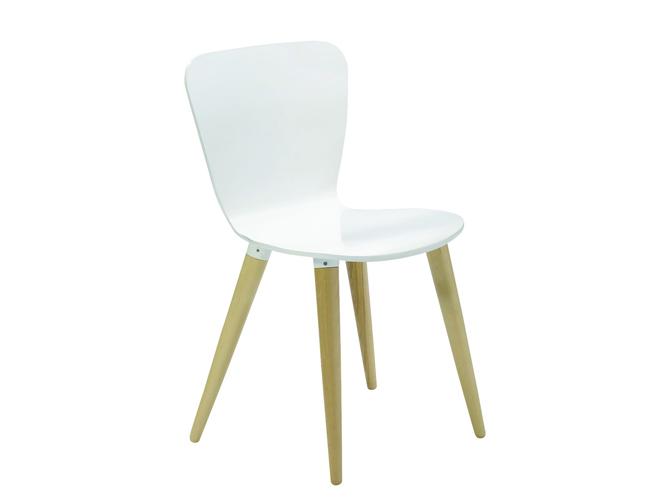 50 chaises design pour un int rieur contemporain elle for Chaise de cuisine blanche pas cher