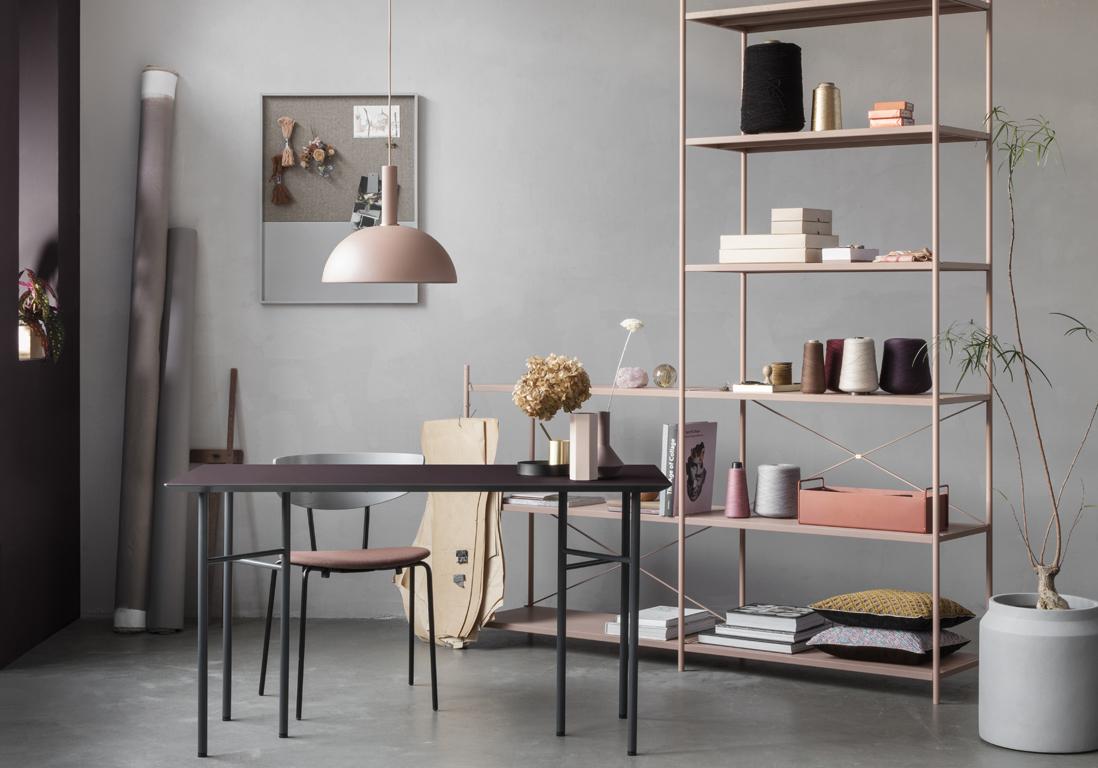 Un bureau design pour un espace de travail styl elle - Deco bureau design contemporain ...