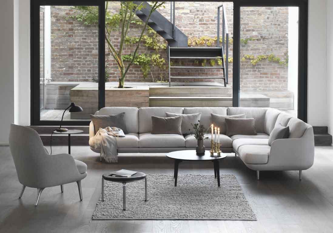 canap cosy on craque pour un mod le cocooning elle d coration. Black Bedroom Furniture Sets. Home Design Ideas