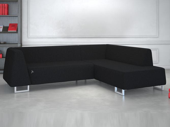 shopping notre s lection de 30 canap s d 39 angle elle d coration. Black Bedroom Furniture Sets. Home Design Ideas