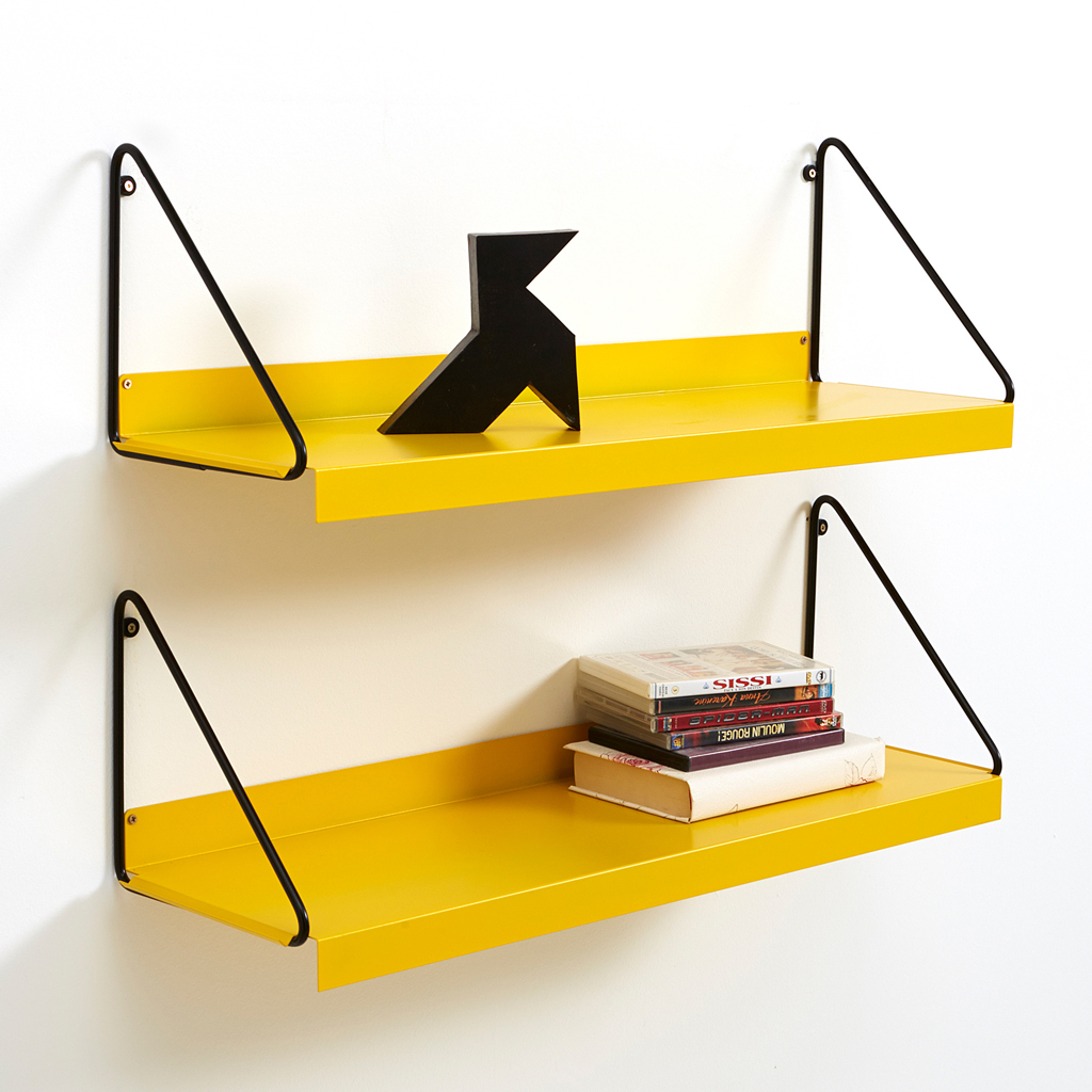 etagere metal ikea jaune. Black Bedroom Furniture Sets. Home Design Ideas