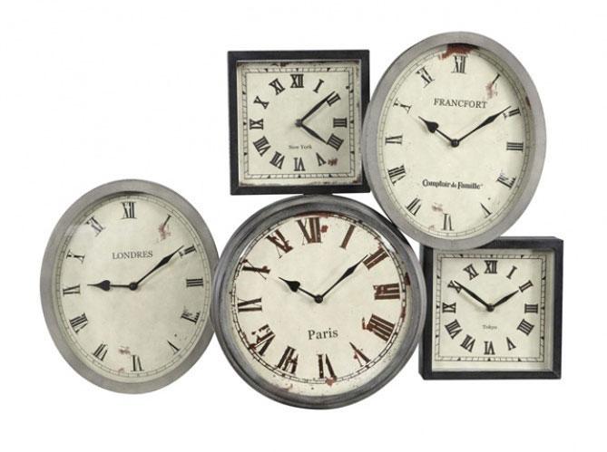 changement d heure changement d horloge elle d coration. Black Bedroom Furniture Sets. Home Design Ideas
