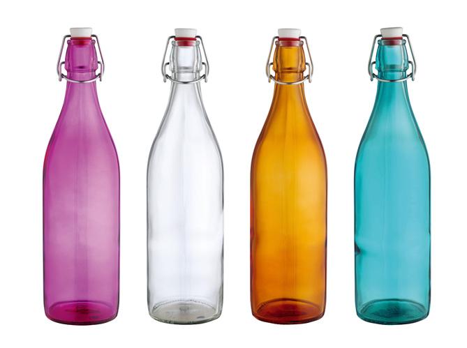 Ikea et habitat la gu rilla elle d coration - Ikea bouteille en verre ...