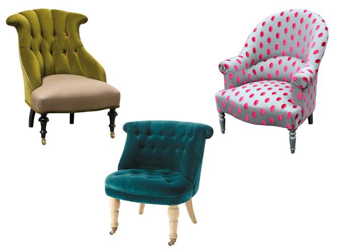 le fauteuil crapaud roi du salon elle d coration. Black Bedroom Furniture Sets. Home Design Ideas