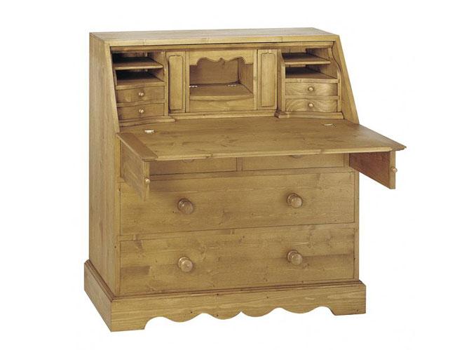 Le secr taire le meuble malin qu il vous faut elle d coration - Bureau secretaire ikea ...