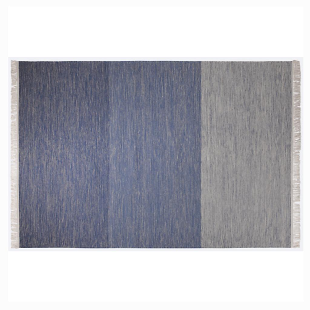 Stunning tapis dgrad de bleu with tapis rond bleu marine - Tapis salle de bain bleu marine ...