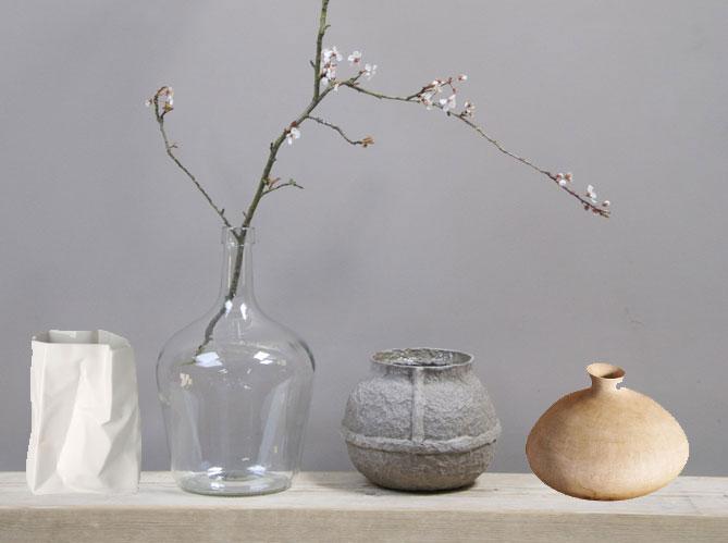 Nos petits vases pr f r s elle d coration for Petit objet deco