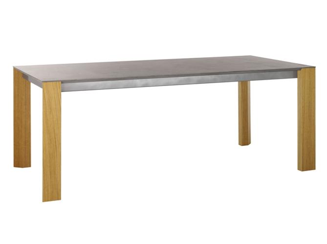 Des tables de repas pour tous les styles elle d coration - Maison de la table ...