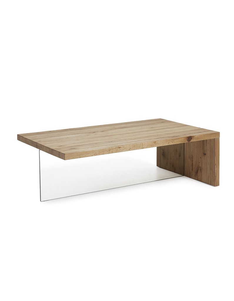 Une Table Basse En Bois Pour Une Touche Chaleureuse Au Salon Elle D Coration