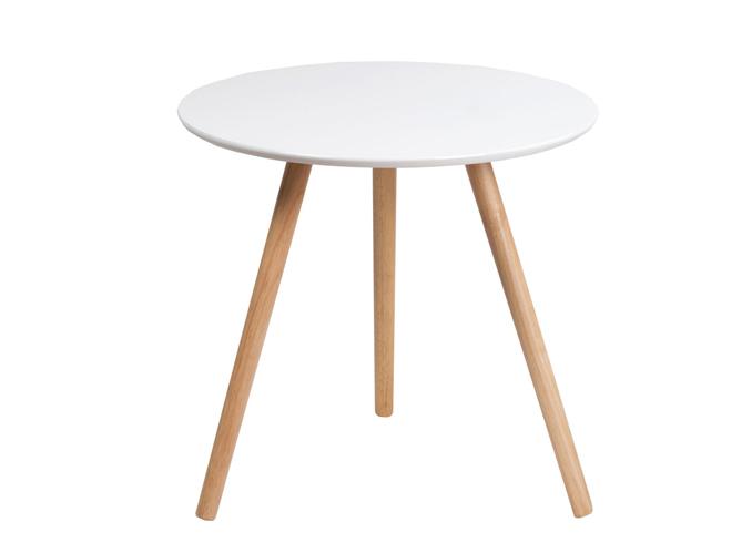 40 tables d 39 appoint pour toutes les envies elle d coration. Black Bedroom Furniture Sets. Home Design Ideas