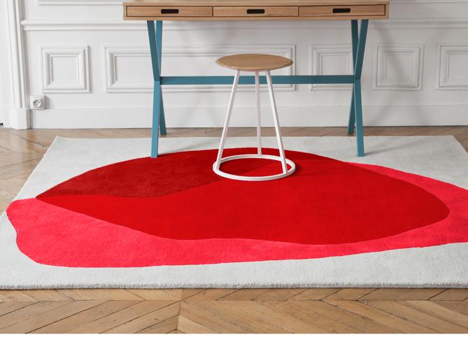 Des tapis qui r chauffent le salon elle d coration - La redoute tapis salon ...