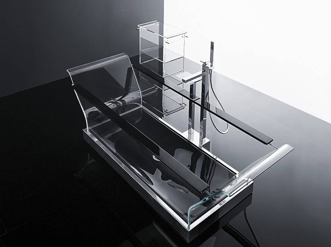 Tendance les meubles transparents elle d coration for Tendance meuble