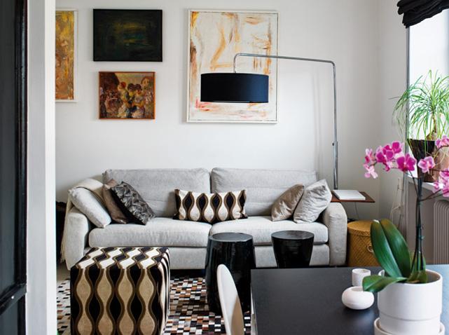 Petits salons et grandes id es elle d coration for Deco appartement rose