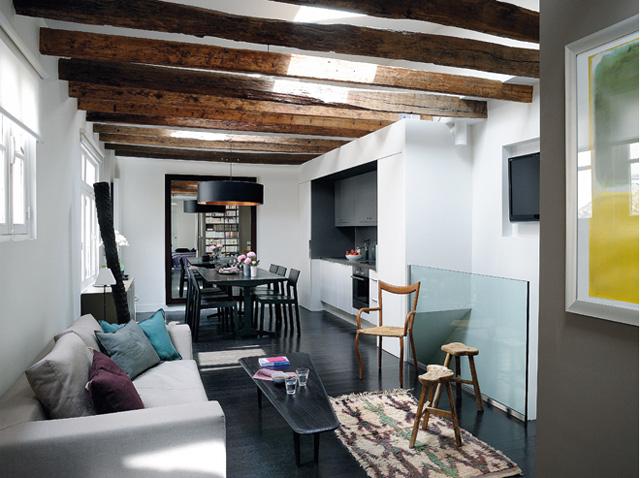 petits salons et grandes id es elle d coration. Black Bedroom Furniture Sets. Home Design Ideas
