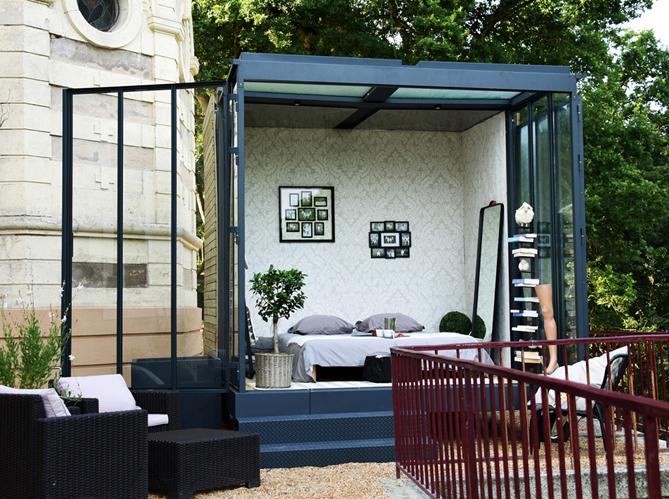 2 pi ces dans 1 seul espace c 39 est possible elle. Black Bedroom Furniture Sets. Home Design Ideas