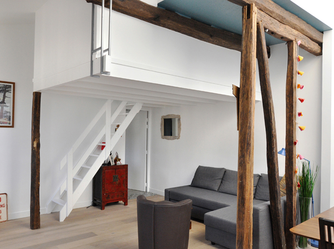 2 pi ces dans 1 seul espace c 39 est possible elle d coration. Black Bedroom Furniture Sets. Home Design Ideas