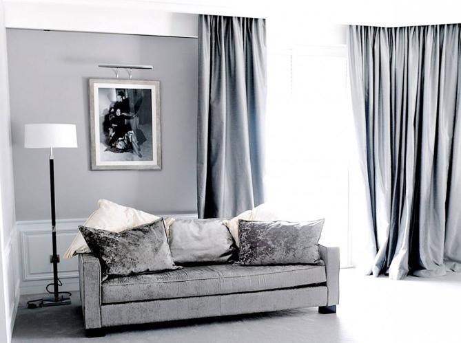 30 id es pour habiller vos fen tres elle d coration for Decoration interieur fenetre rideau
