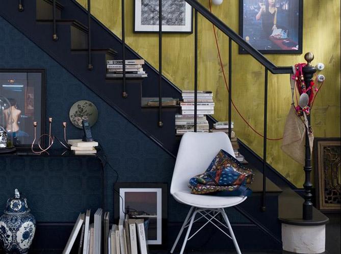 10 escaliers tr s d co elle d coration - Escalier en tourbillon ...