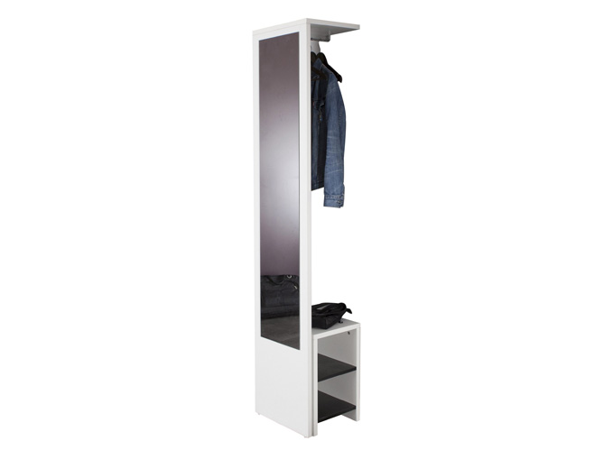Des meubles sympas pour une petite entr e elle d coration - Meuble pratique pour petit espace ...