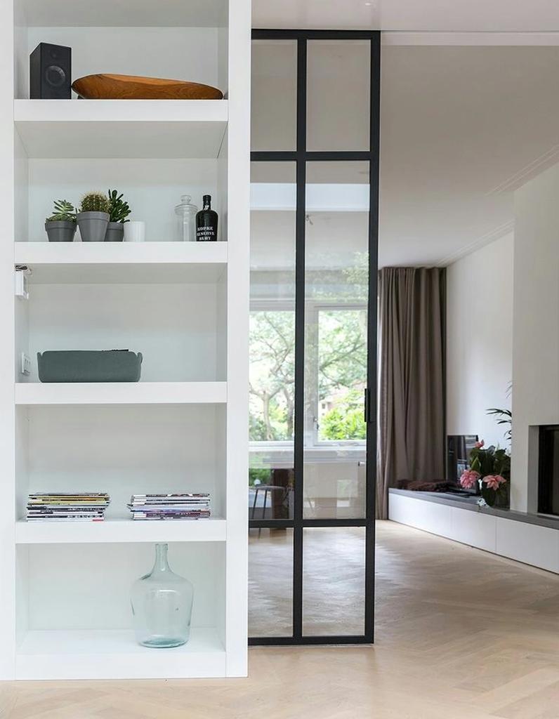 on vous prouve que la porte vitr e est la cloison adopter elle d coration. Black Bedroom Furniture Sets. Home Design Ideas