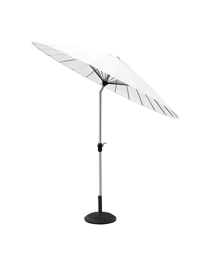 50 id es pour donner un air de vacances sa d co elle d coration - Parasol rectangulaire inclinable castorama ...