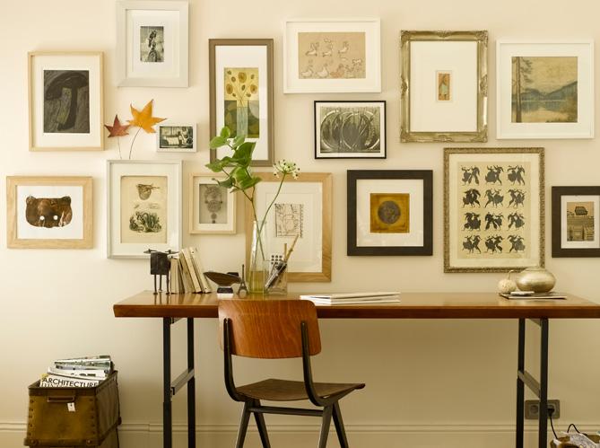 d co cabinet de curiosit s elle d coration. Black Bedroom Furniture Sets. Home Design Ideas