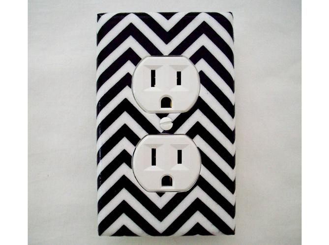 Habillez vos prises électriques ! - Elle Décoration