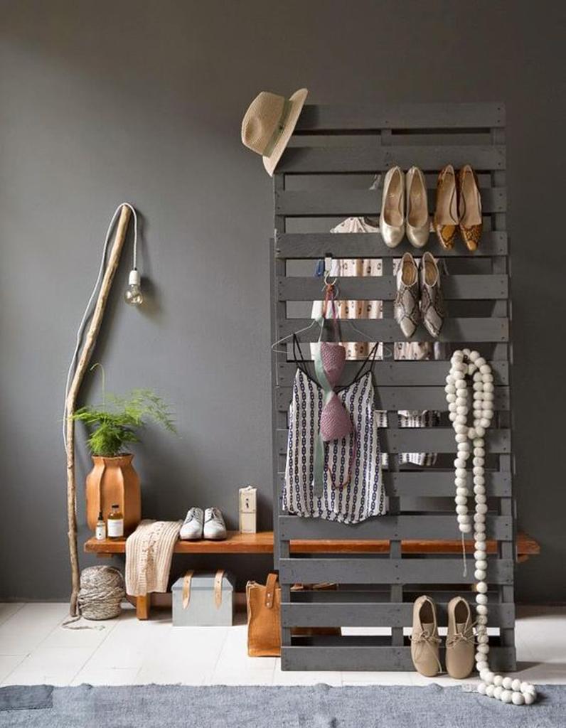 la palette en bois dans tous ses tats elle d coration. Black Bedroom Furniture Sets. Home Design Ideas