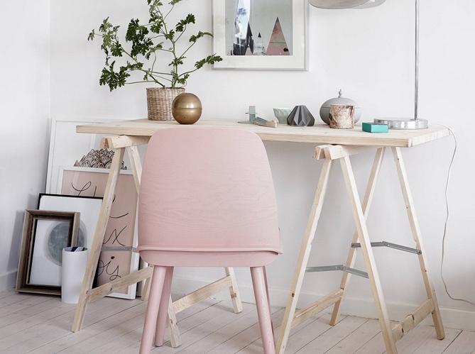 nos meilleures id es pour un coin bureau tendance elle d coration. Black Bedroom Furniture Sets. Home Design Ideas