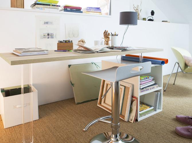 panneaux d coratifs on opte pour le m lamin elle d coration. Black Bedroom Furniture Sets. Home Design Ideas