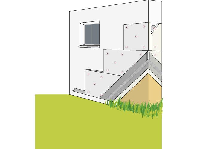 Isoler sa fa ade de maison la d marche suivre elle - Peindre la facade de sa maison ...