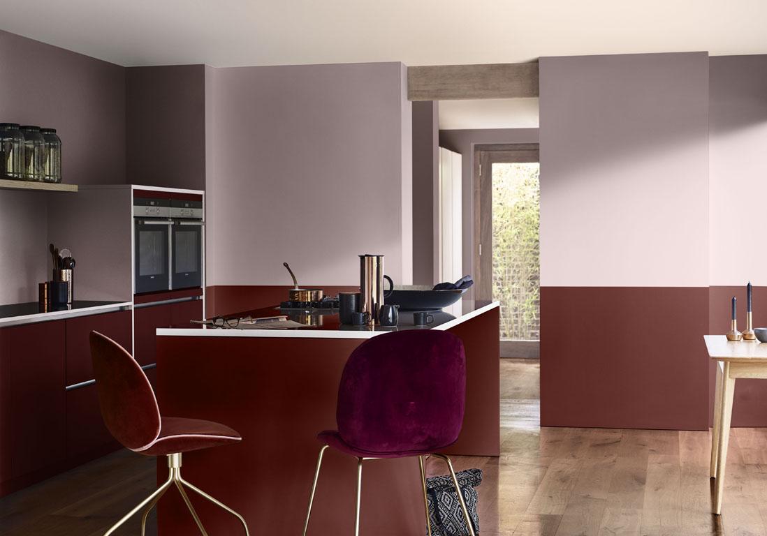 Notre guide pratique pour peindre un meuble de cuisine elle d coration - Meuble de cuisine a peindre ...
