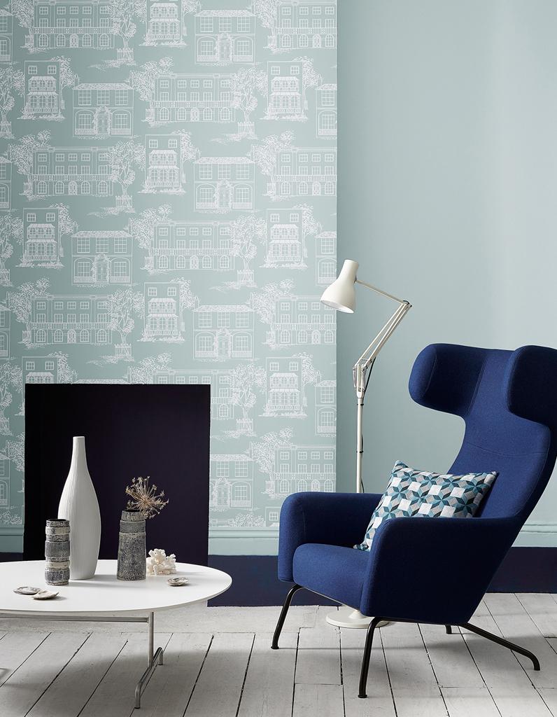 nos meilleures id es d co autour du l de papier peint. Black Bedroom Furniture Sets. Home Design Ideas