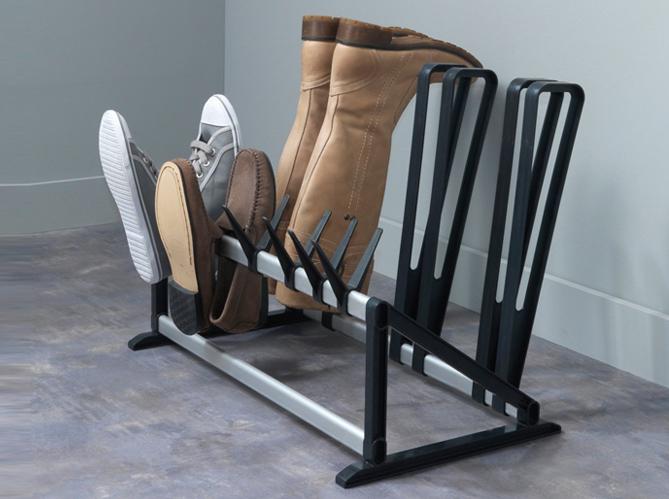 Toutes nos id es pour ranger vos chaussures elle d coration - Rangement chaussures exterieur ...