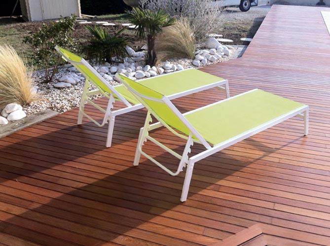 4 bonnes raisons d opter pour une terrasse en bois elle d coration - Transat de terrasse ...