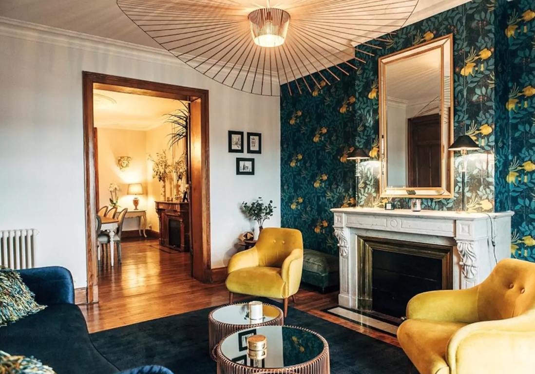 Airbnb 30 villas lofts et appartements de r ve louer for Logement sur bordeaux