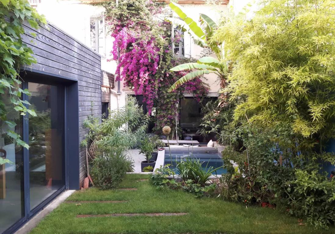 Maison familiale montpellier amazing maison spacieuse for Maison arceaux montpellier