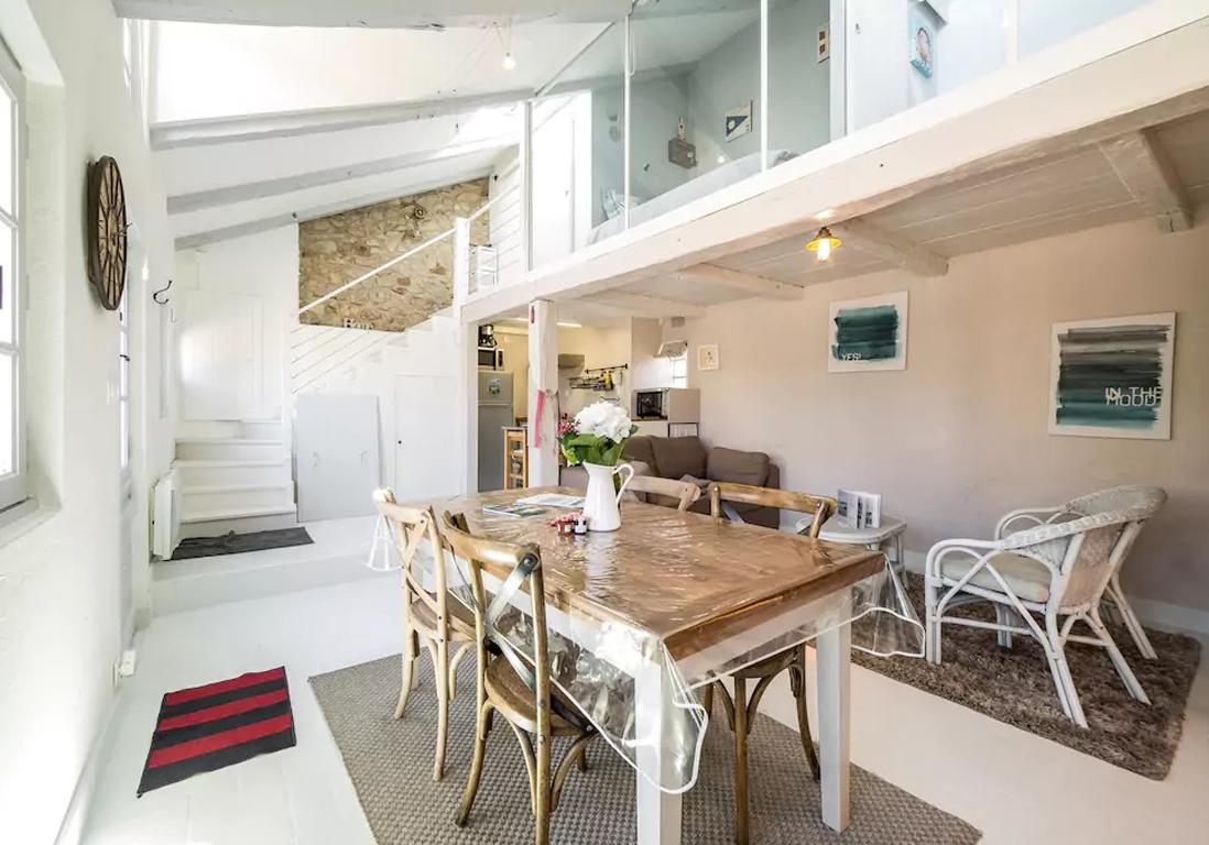 Airbnb bretagne 20 villas maisons et appartements de r ve louer en breta - Maison pecheur bretagne ...